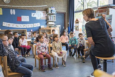 Voorschoolse en Vroeg schoolse Educatie (VVE)