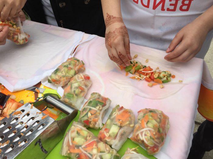 Stimuleren van gezonde voeding