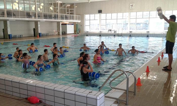 Zwemgymles